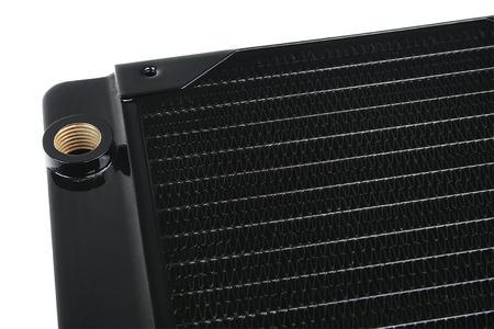 Von Single bis Quattro: 140-mm-Black-Ice-GT-Xtreme-Radiatoren von Hardware Labs bei Caseking