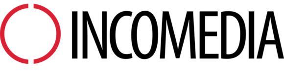 Das Logo von Incomedia, Entwickler von WebSite X5