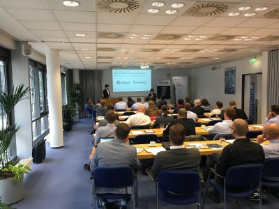 Quality Control of 3D Printed Parts - Yxlon Technology Seminar at the Fraunhofer Institute in Dresden