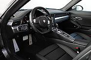 TECHART interior individualization for the new Porsche 911