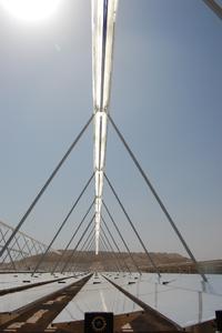 Fresnel Kollektor von Industrial Solar
