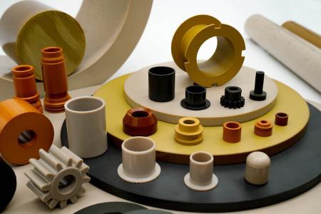 Halbfabrikate aus Hochleistungskunststoffen