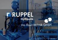 ms fluid-technik GmbH wird Teil von Ruppel Hydraulics