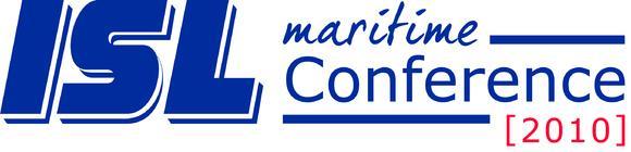 Logo der ISL Maritime Conference 2010