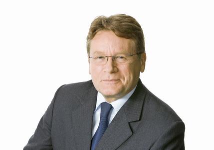 Dirk Eilers, Mitglied des Vorstandes der TÜV SÜD AG