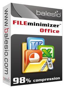 Komprimiert jetzt PowerPoint, Word und Excel: FILEminimizer Office
