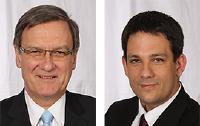Thomas und Niels Krüger, Geschäftsführer