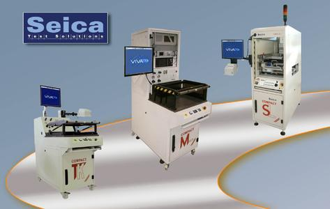 Preview for the print media for Seica SpA for Electronica, Munich, November 13 - 16 2012, Hall A1, Booth 459, New Munich Trade Fair