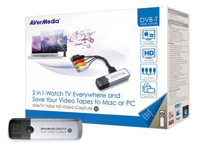 Box H830M AVerTV Volar HD Video Capture M WE