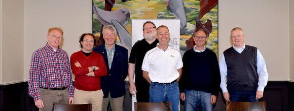 Vorstand und Aufsichtsrat der XCOM AG