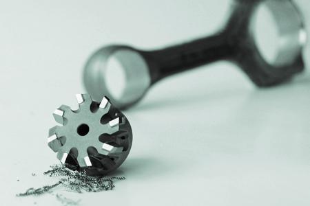 HPR110 Durchmesser 35 mm mit Cermetschneiden und spezieller Spanbrechergeometrie für kurze Späne