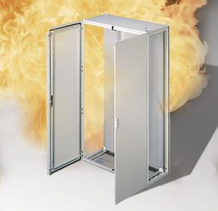 New switch cabinet seal from Sonderhoff fulfils UL 94 HF-1