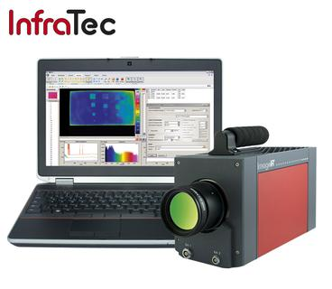 Infrared camera ImageIR® 9300