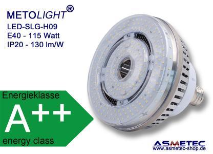 METOLIGHT LED Lampe SLG H09