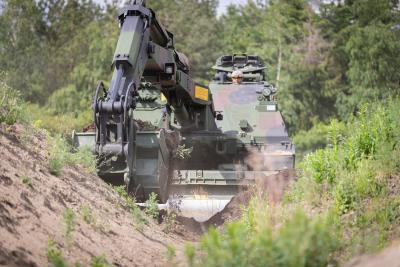Rheinmetall Kodiak to be the Bundeswehr's new combat engineer vehicle - order worth around €295 million