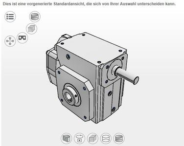 Regal's Hub City and Marathon Motors Online Configurator Matches Gearboxes with Motors, Creates CAD Files for Easy Design Integration