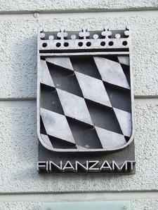 Logo bayerischer Finanzämter, Wikipedia, DALIBRI, CreativeCommons2.0