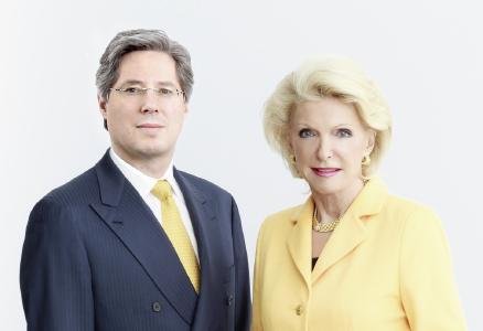 The Schaeffler Group's shareholders, Maria-Elisabeth Schaeffler-Thumann and her son Georg F.W. Schaeffler, are continuing the life's work of the Schaeffler brothers / Images: Schaeffler