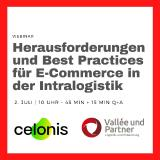 Herausforderungen und Best Practices für E-Commerce in der Intralogistik