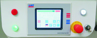 Easy operation of high-pressure pumps with Touch Screen display