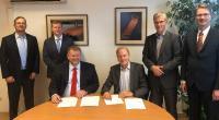 Unterzeichnung des Rahmenabkommens