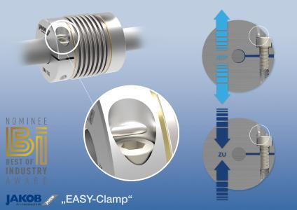 KM Klemmnabe EASY Clamp