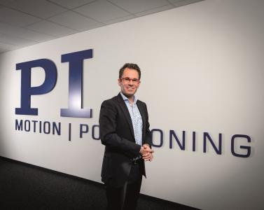Markus Spanner has been PI's Managing Director since January 2020