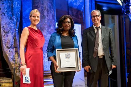 Best Brand 2017: TimoCom gewinnt ETM-Award