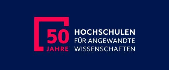Logo 50 Jahre HAWs