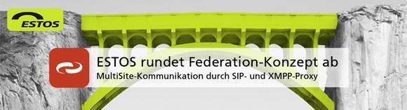 Jetzt neu: MultiSite-Kommunikation durch SIP- und XMPP-Proxy