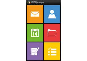 New Realese at CeBIT: Mobile Exchange Delegate for BlackBerry OS 10.