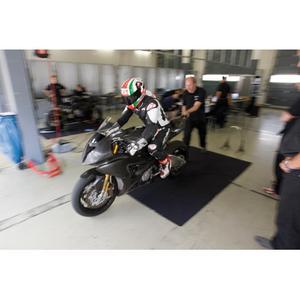 BMW Motorrad WSBK Test, Steve Martin