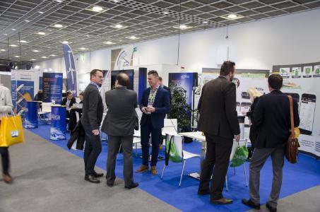 Die TOPLIST-Anbieter TachoEASY AG und LOSTnFOUND AG präsentierten sich auf der von der Mediengruppe Telematik-Markt.de initiierten Networking-Area