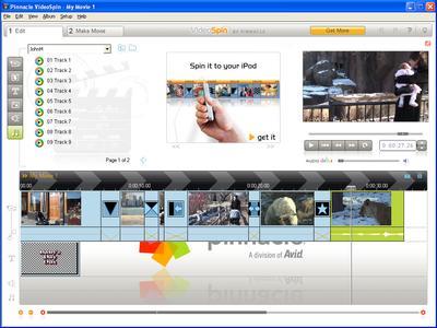 Screenshot Music