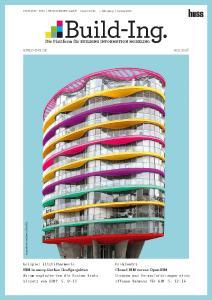Titel Build Ing. Magazin HUSS MEDIEN web