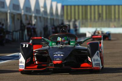 Lucas di Grassi bei den Abschlussrennen der Formel E in Berlin / Bildquelle: Audi Media Center