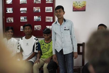 """thyssenkrupp Elevator und SOS-Kinderdörfer weiten gemeinsames Projekt """"SEED"""" im Kampf gegen Jugendarbeitslosigkeit auf Indien aus"""