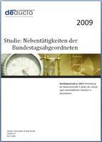 Deckblatt Studie 2009