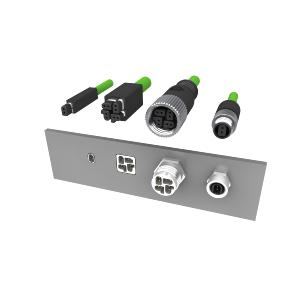 Weidmüller Single-Pair-Ethernet (SPE): Steckverbinder-übersicht für die Single-Pair-Ethernet-Technologie. Geplant sind die Variante IEC 63171-2 für die Umgebung IP20 und die Variante IEC 63171-5 für die Umgebung IP67