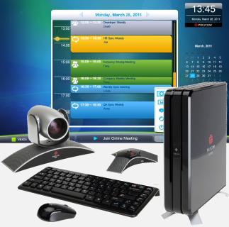 KNT - Pressebild zu Polycom CX7000