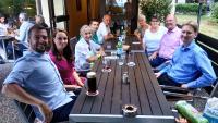 Das DataIntelligence Team feiert das 20jährige Jubiläum