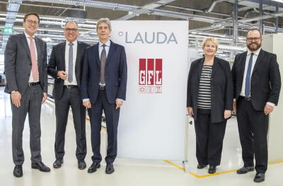 Lauda takes over laboratory technology specialist GFL