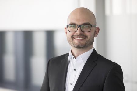 Dr. Timo Hammer Leiter des William-Küster-Instituts (WKI) für Hygiene, Umwelt und Medizin © Hohenstein Gruppe