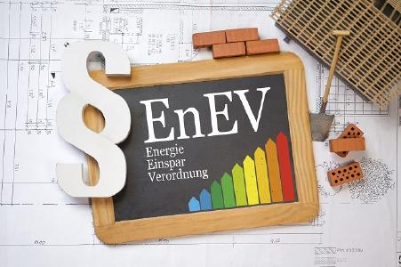 Energieeinsparverordnung und EEWärmeG