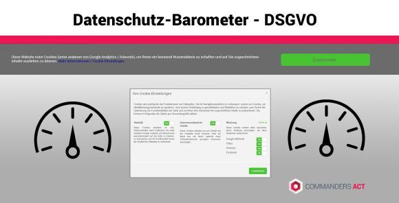 Commanders Act Datenschutz-Barometer