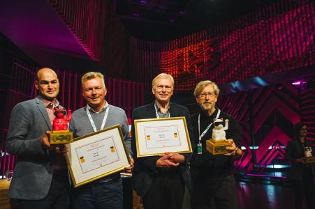 """Volucap receives """"VR Technology Award"""" and """"VR NOW Grand Prize"""" at the VR NOW Awards 2018"""