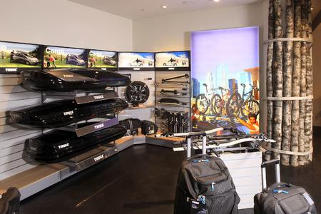 Thule Concept Store in Berlin 02