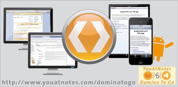 YouAtNotes Domino To Go - Mobilisieren Sie Ihre Lotus Notes Anwendungen