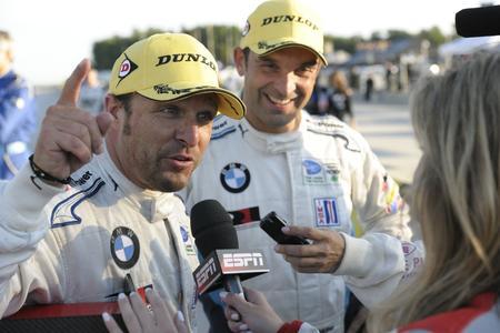 Bill Auberlen, Jörg Müller, BMW M3 GT, Nr. 55