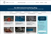 "Neuer Blog: ""B2BMarketing.works"""